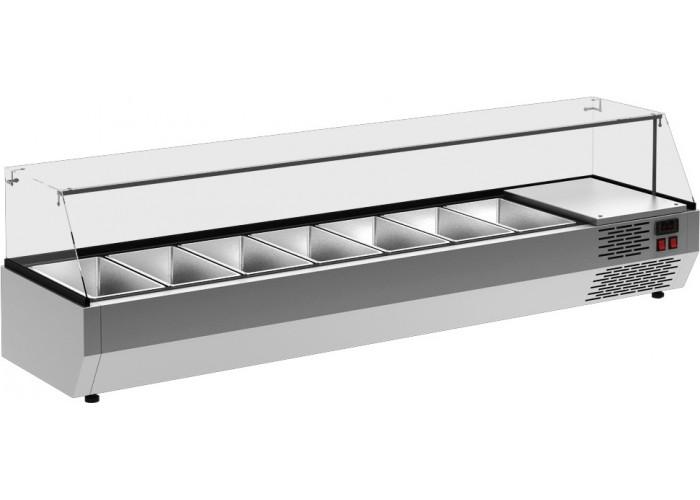 Холодильная витрина CARBOMAA40 SM 1.0‑G 0430