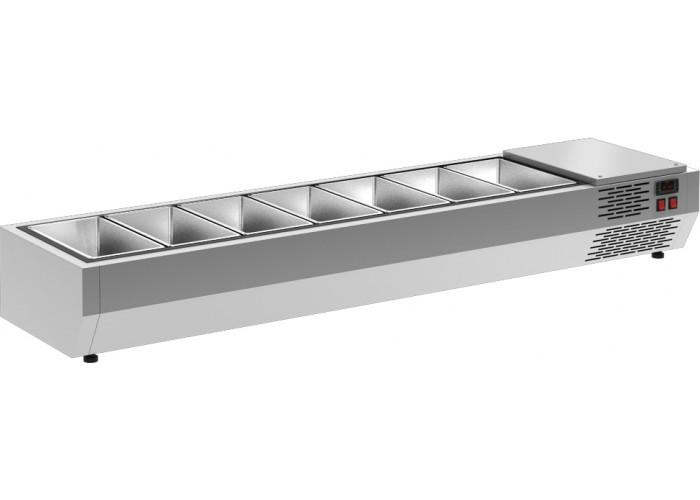 Холодильная витрина CARBOMAA40 SM 1.2 0430 (VT2‑G)