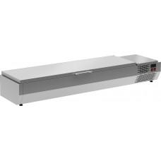 Холодильная витрина CARBOMAA40 SM 1.6 0430 (VT3‑G)с крышкой