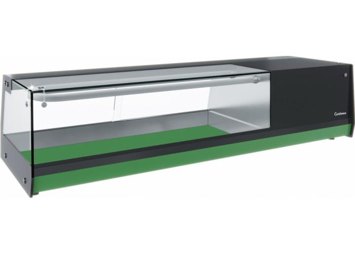 Холодильная витрина CARBOMA AC37 SM 1.0‑1 Sushi