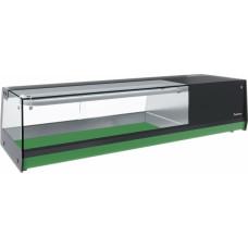 Холодильная витрина CARBOMA AC37 SM 1.8‑1 Sushi