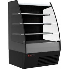 Холодильная горка CARBOMA F 16‑08 VM 1.9‑2 0200 тонированный стеклопакет
