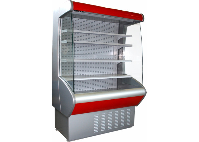 Холодильная горка CARBOMA F 20‑08 VM 0.7‑2