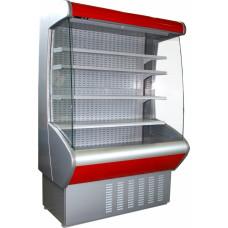 Холодильная горка CARBOMA F 20‑08 VM 2.5‑2
