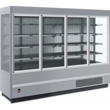 Холодильная горка CARBOMA FC 20‑08 VV 2.5‑1