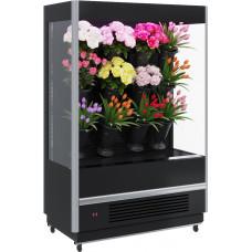 Холодильная горка для цветов CARBOMA FLORA FC20‑08 VM 1.3‑2