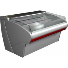 Холодильная витрина CARBOMA G110 SM 1.25‑2 (ВХСо‑1.25)