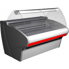 Холодильная витрина CARBOMA G110 SV 1.25‑1 (ВХСр‑1.25)
