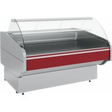 Холодильная витрина CARBOMA G120 SM 1.25‑1