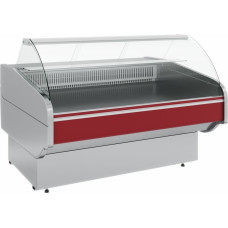 Холодильная витрина CARBOMA G120 SV 1.25‑1