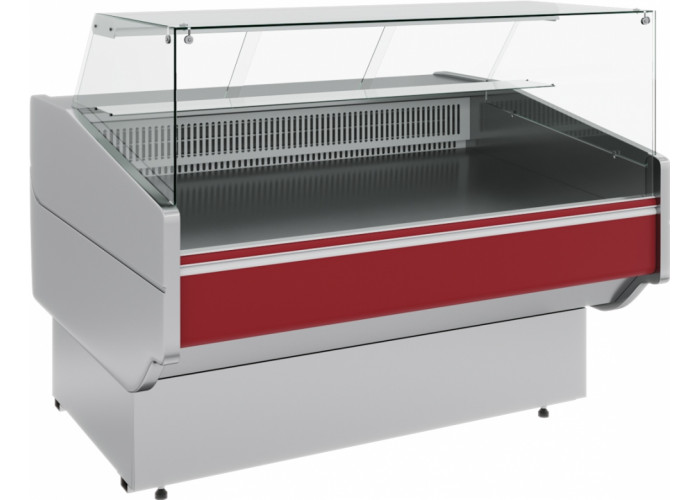 Морозильная витрина CARBOMA GC120 SL 1.25‑1