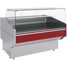 Холодильная витрина CARBOMA GC120 VV 1.25‑1