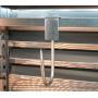 Холодильный шкаф CARBOMA M700GN‑1‑G‑HHC 0430