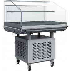 Холодильная витрина CARBOMA PF07‑12 VM 0.9‑2 9006