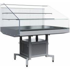 Холодильная витрина CARBOMA PF11‑13 VM 1.25‑2 9006