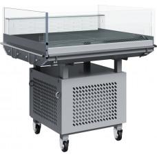 Холодильная витрина CARBOMA PI07 VM 0.7‑2 9006