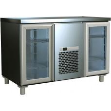 Холодильный стол CARBOMA T57 M2‑1‑G 0430 (BAR‑250С)