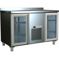 Холодильный стол CARBOMA T70M2‑1‑G0430(2GNG/NT)