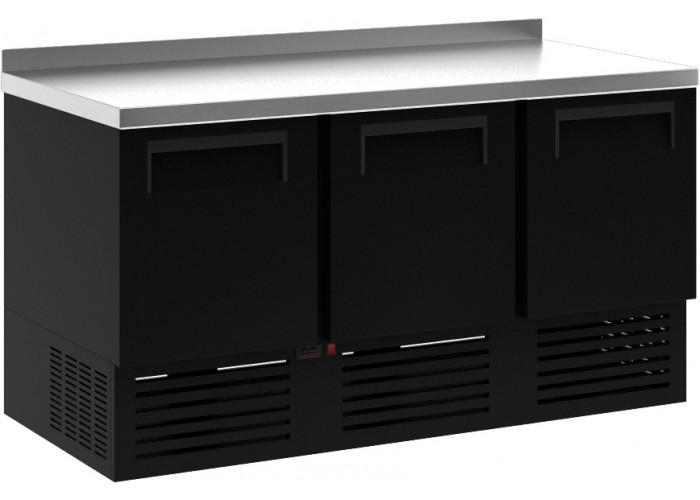 Холодильный стол CARBOMA T70 M2GN‑2 9006 с бортом
