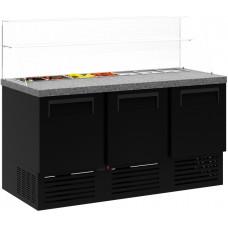 Холодильный стол для пиццы CARBOMA T70 M2pizzaGN‑2 9006