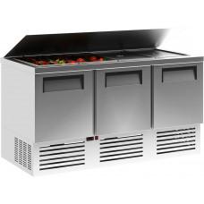Холодильный стол для салатов (саладетта) CARBOMA T70 M2salGN‑2 0430