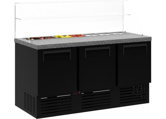 Холодильный стол для пиццы CARBOMA T70 M3pizzaGN‑2 9006