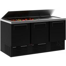 Холодильный стол для салатов (саладетта) CARBOMA T70 M3salGN‑2 9006