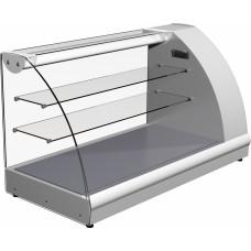 Холодильная витрина ПОЛЮСA57 VM 1.2‑1 (ВХС‑1.2) inox
