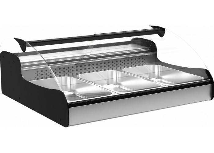 Тепловая витрина ПОЛЮС A89SH1.0‑1(ВТ‑1.0)