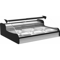 Холодильная витрина ПОЛЮСA89 SV 1.0‑1 (ВХСр‑1.0)