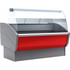 Холодильная витрина ПОЛЮС ЭКО G85 SV 1.5‑1 (ВХСр‑1.5)