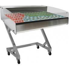 Холодильная витрина дляикры и пресервов ПОЛЮСPA90SV 1.0‑2 (ВХСр‑1.0)