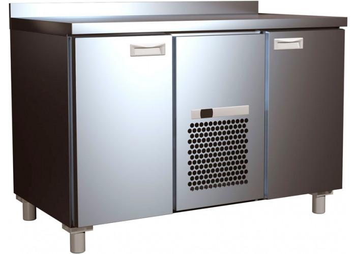 Морозильный стол ПОЛЮС T70 L2‑1 9006 (2GN/LT)
